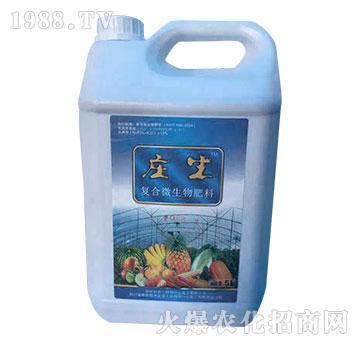 5L复合微生物肥料-庄生-一心化工