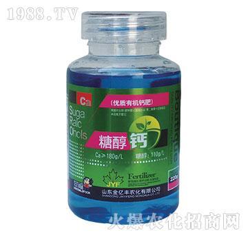 糖醇钙220g-金亿丰