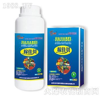蔬菜专用液肥-稼佳贝-天润恒业