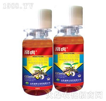 5%氯氰菊酯-帝虎-绿