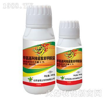 5.7%甲氨基阿维菌素苯甲酸盐-嘉奖-绿士农药