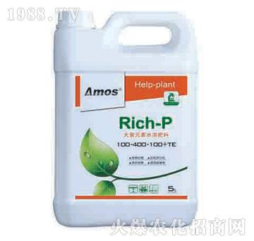 Rich-P大量元素水溶肥料100-400-100+TE-神农氏