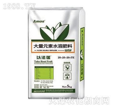 大量元素水溶肥料18-9-30+TE-神农氏