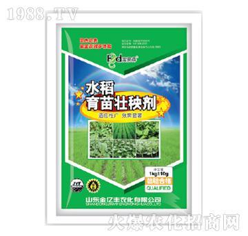 水稻育苗壮秧剂-富易得