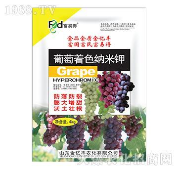 葡萄着色纳米钾-富易得