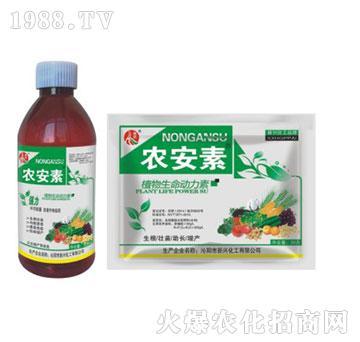 含腐植酸水溶肥料(农安素)剂型:水剂