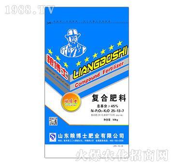 复合肥料25-13-7-粮博士-中农国控