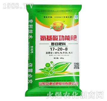 氨基酸功能肥17-20-8-史尔丰-中农国控