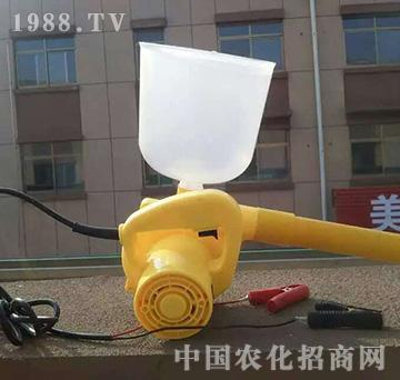 健丰-新一代便携式喷粪机