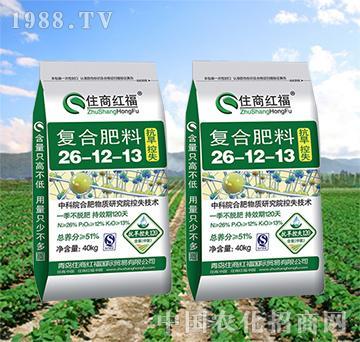 复合肥料26-12-1