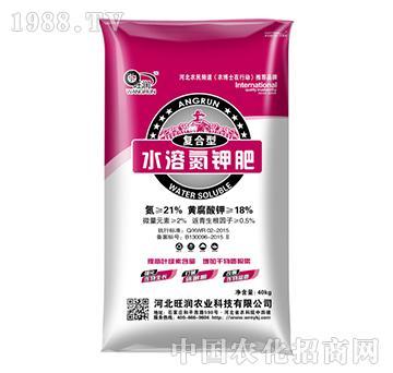 复合型水溶肥氮钾肥-旺润