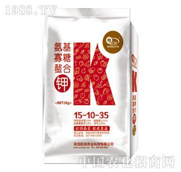 氨基寡糖螯合钾15-1