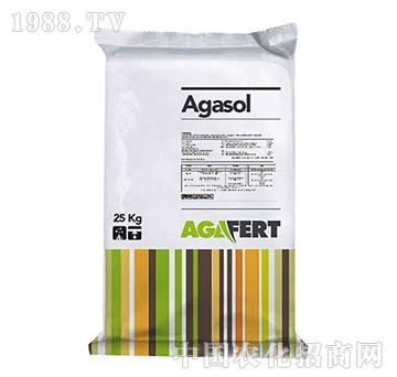 水溶肥13-40-13+2MgO+TE-艾克收-农利化肥