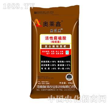 腐殖酸复合脲铵氮肥-奥莱鑫-神润