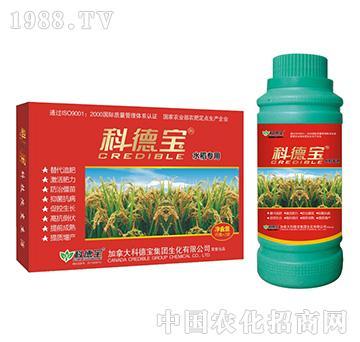 科德宝-水稻专用