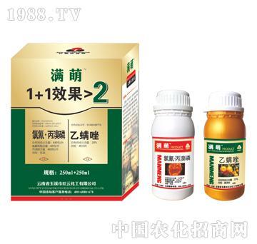 氯氰.丙溴磷+20%乙螨唑-满萌-齐盛益农
