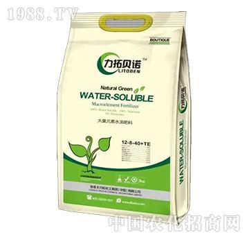 大量元素水溶肥料12-8-40+TE-益生源
