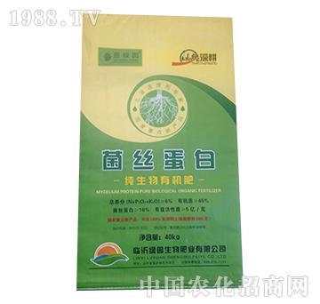 菌丝蛋白-纯生物有机肥-益生源