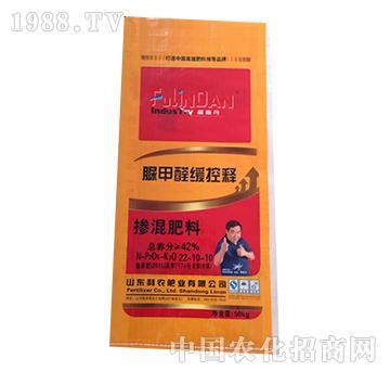 脲甲醛缓控释掺混肥22-10-10-益生源