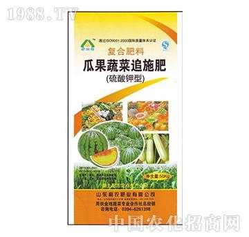 瓜果蔬菜追施肥(硫酸钾型)-益生源