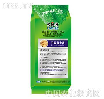 澳大利亚NTS-芸苔素赤霉酸吲乙-马铃薯专用
