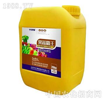 果蔬霸王高钙高钾水溶肥-中农博瑞