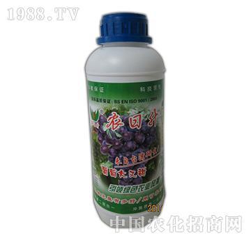 台州葡萄专用叶面肥-农旺生物