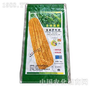 含锌氮肥-玉米高氮肥-