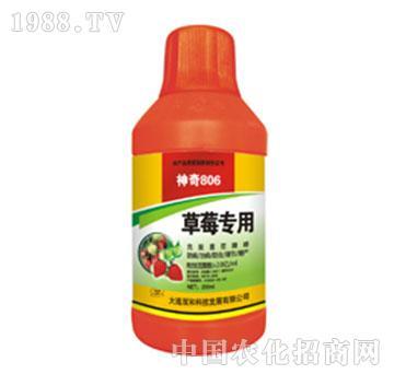 草莓专用菌剂-双和科技