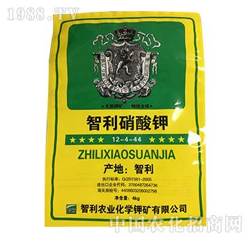 智利硝酸钾12-4-44-华夏国奥