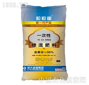 一次性掺混肥料30-1