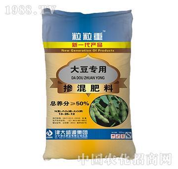 大豆专用掺混肥料13-