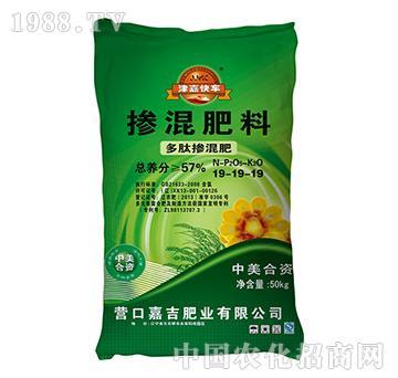 多肽掺混肥料19-19