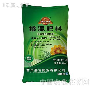 生态螯合掺混肥料32-