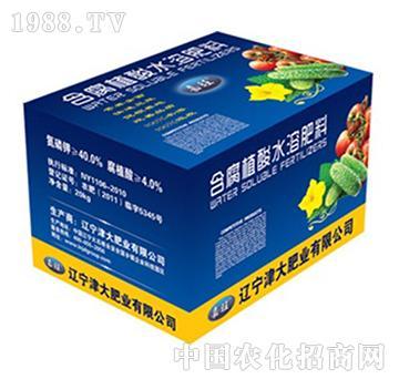 含腐殖酸水溶肥箱-嘉旺