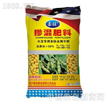 大豆专用多肽离子掺混肥