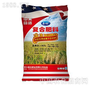 水稻专用全离子营养复合