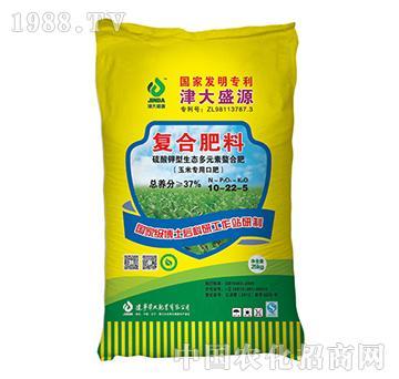 玉米专用复合肥10-2