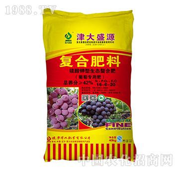 葡萄专用硫酸钾生态螯合