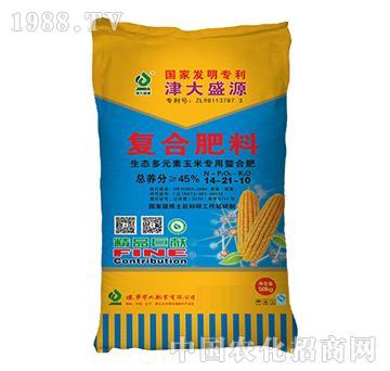 生态多元素玉米专用螯合