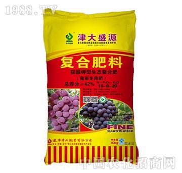 葡萄专用硫酸钾型生态螯