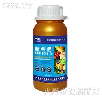 植物多功能肽氨糖螯合液-爱普诺