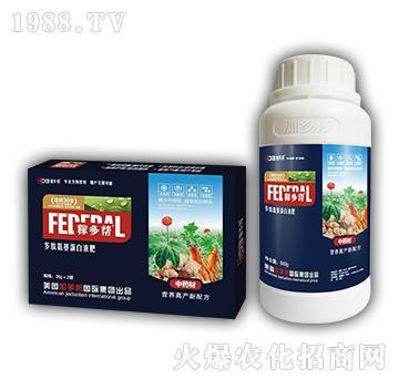 中药材多肽氨基蛋白液肥