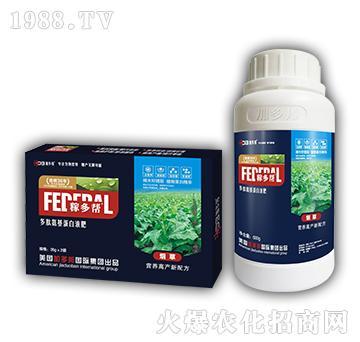 烟草多肽氨基蛋白液肥-