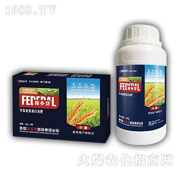 小麦多肽氨基蛋白液肥-