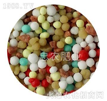 缓释掺混肥料(高磷型)