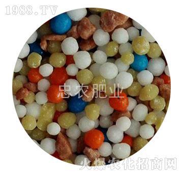 缓释掺混肥料(通用型)