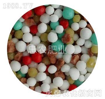 缓释掺混肥料(高钾型)