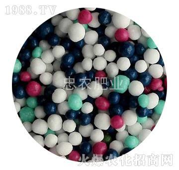 缓释掺混肥料(高氮型)