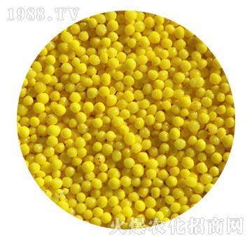 黄色树脂包衣尿素-忠农